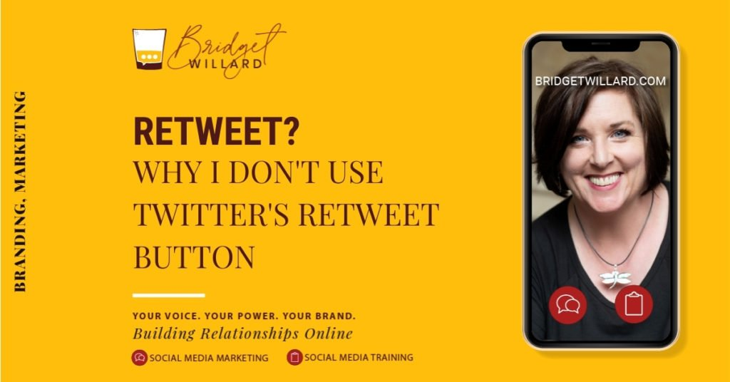 featured image for retweet button