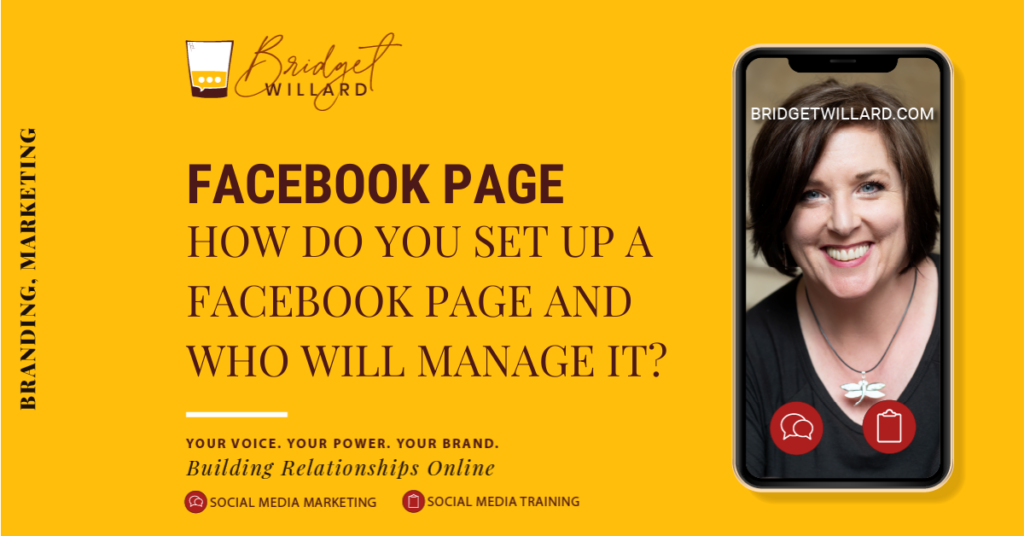 featured image for how to set up a faceboo kpage