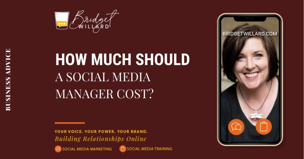 featured image for how much should a social media manager cost