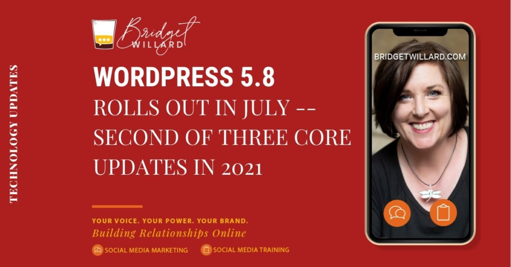 Featured image for the four seasons of WordPress Core Updates