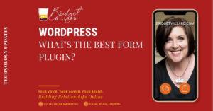 form plugin featured image