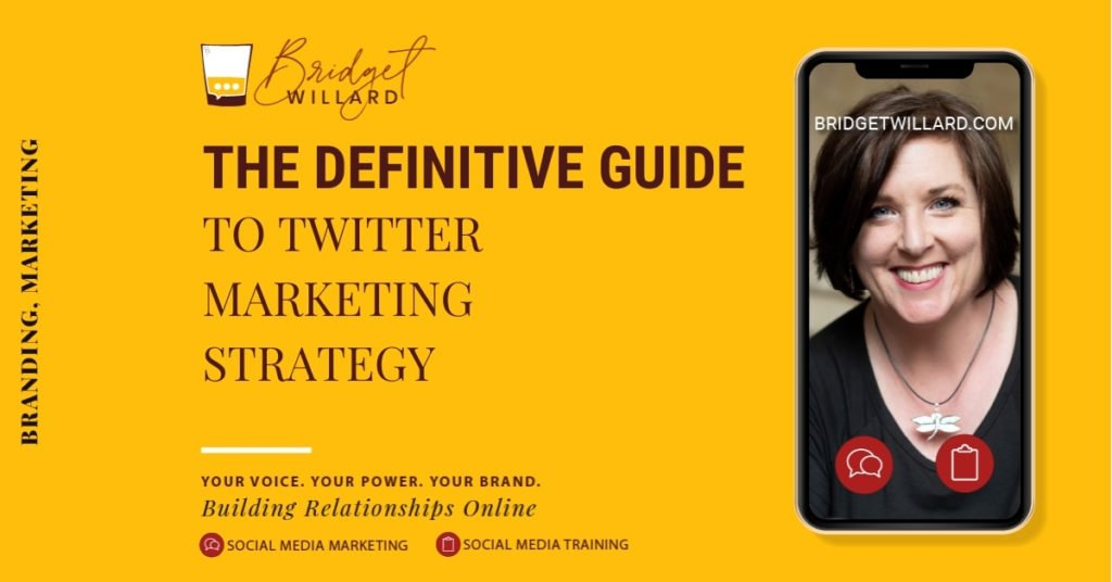 featured image for definitive guide twitter marketing