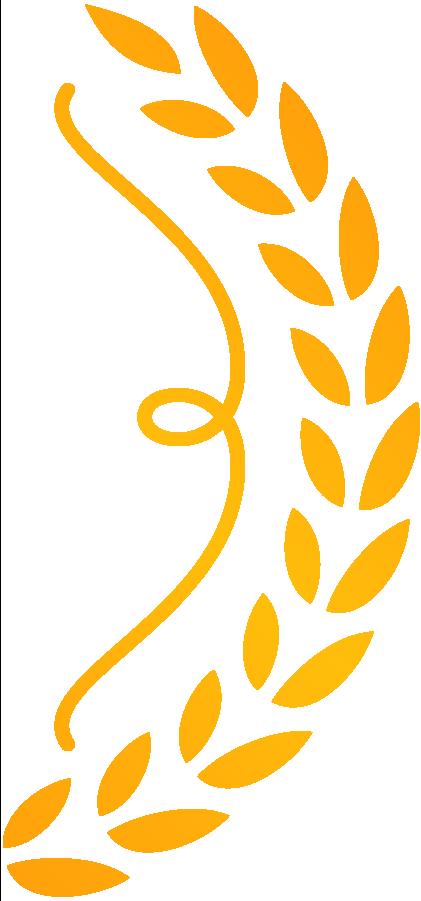 gold leaf transparent