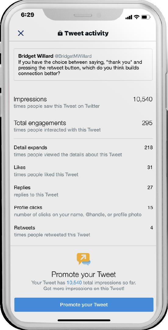 tweet impressions screenshot 10540