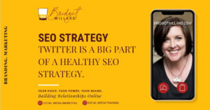 featured image for twitter seo strategy