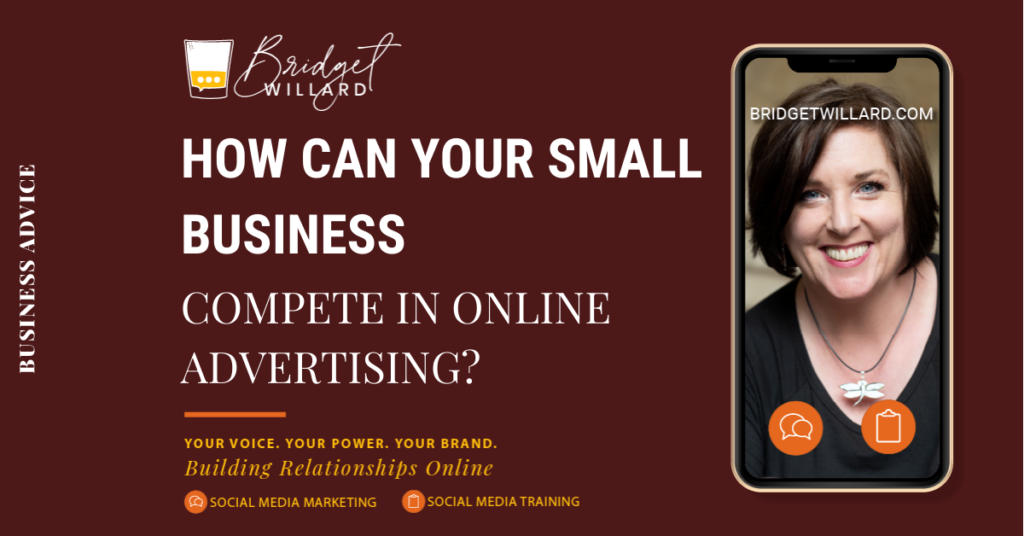 featured image for how can your small business compete in online advertising