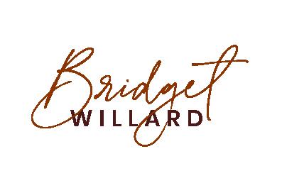 Bridget Willard logo type