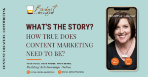 featured image for Fiction's Role in Content Marketing -- It's About the Story